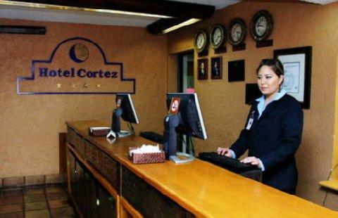 Baja Inn Cortez - Lobby