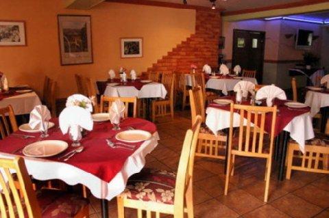Baja Inn Cortez - Restaurant