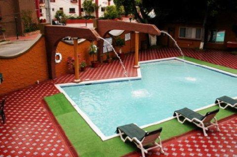 Baja Inn Cortez - Pool