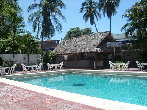Auto Hotel Ritz - Pool