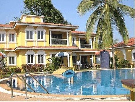 Casa De Goa Boutique Resort
