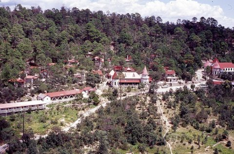 Hotel Mansión Tarahumara - Exterior