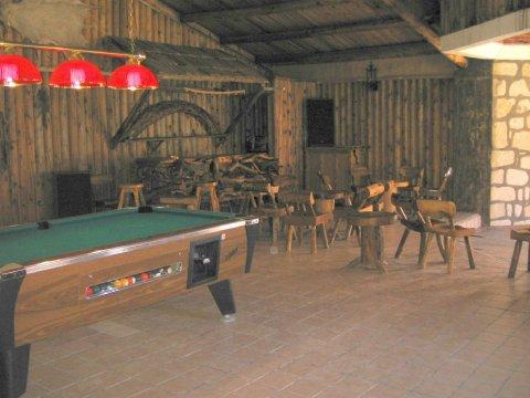 Hotel Mansión Tarahumara - Game Room