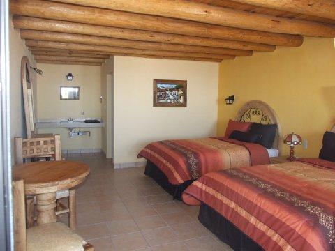 Hotel Mansión Tarahumara - Guest Room
