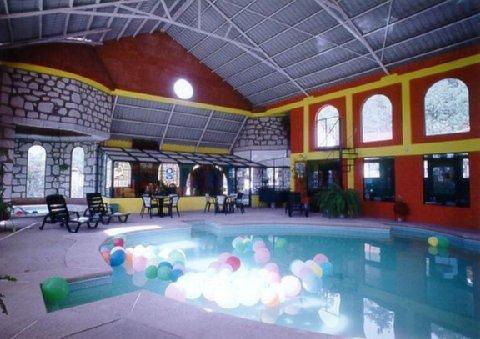 Hotel Mansión Tarahumara - Pool