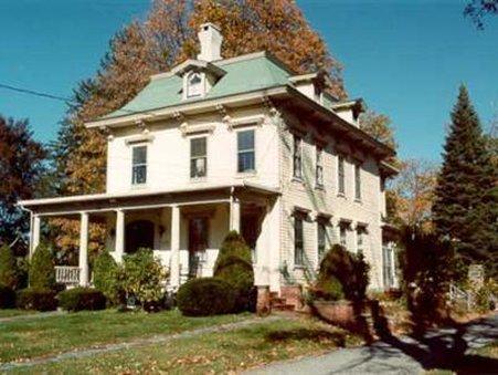 PILLSBURY HOUSE