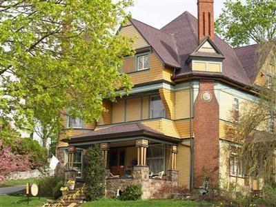 The Queen, A Victorian Bed & Breakfast - Bellefonte, PA