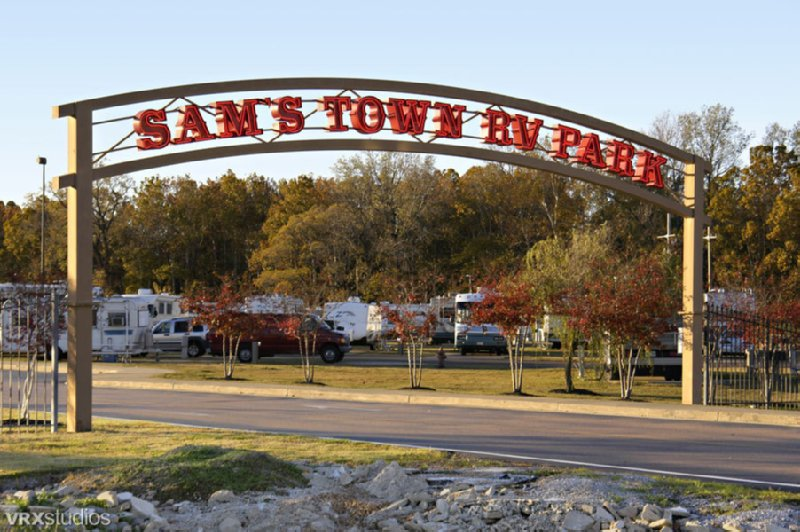 Sam's Town Hotel & Gambling Hall, Tunica - Robinsonville, MS