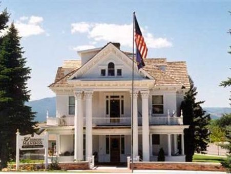 Gibson Mansion Bed & Breakfast - Missoula, MT