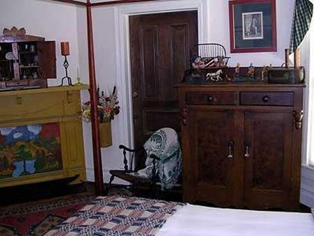 The Hanna House Bed and Breakf - Guest Room