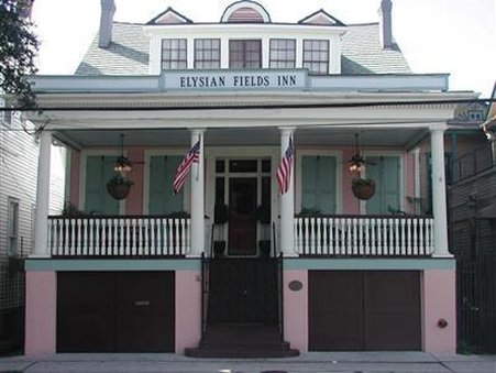 Elysian Fields Inn - New Orleans, LA