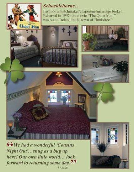 Innisfree Bed & Breakfast - South Bend, IN