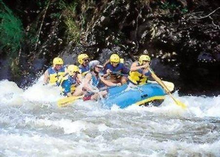 Paradisus Playa Conchal Hotel - Rafting