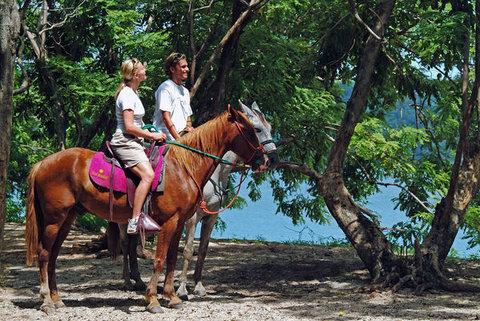 Paradisus Playa Conchal Hotel - Horse Riding