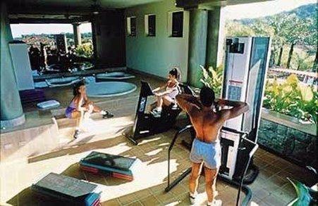 Paradisus Playa Conchal Hotel - Fitness Centre