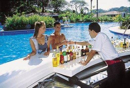 Paradisus Playa Conchal Hotel - Pool Bar