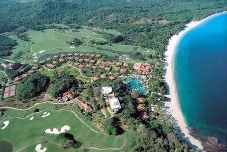 Paradisus Playa Conchal Hotel - Aerial View