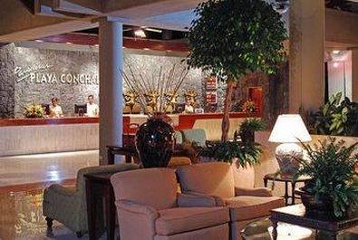 Paradisus Playa Conchal Hotel - Recepcion