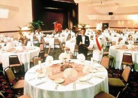 Paradisus Playa Conchal Hotel - Ballroom Tables
