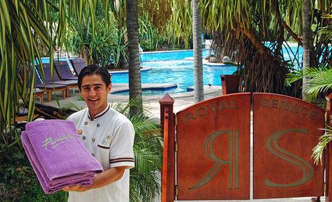 Paradisus Playa Conchal Hotel - Royal Service