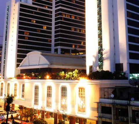 The Imperial Queens Park Hotel - Hotel