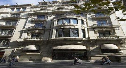 Hotel Montecarlo - Front