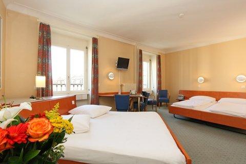 Bernina Swiss Q Hotel - Superior twin room