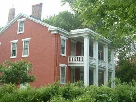The Solon Langworthy House Bed And Breakfast - Exterior