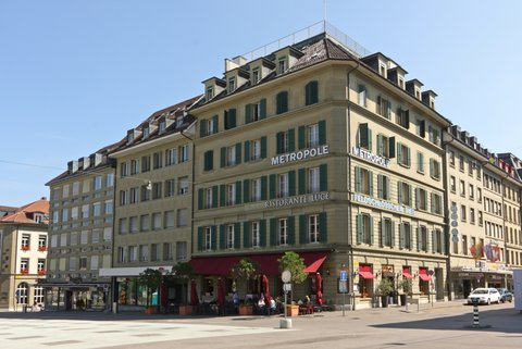 Metropole Swiss Quality Hotel - Exterior