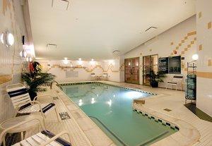 Pool - Hilton Garden Inn Downtown DC