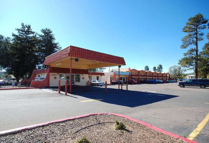 Americana Inn-Route 66 Flagstaff - Flagstaff, AZ