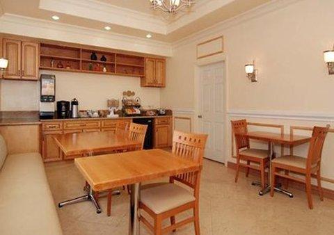 Econo Lodge Inn & Suites - Caf- -OpenTravel Alliance - Restaurant-