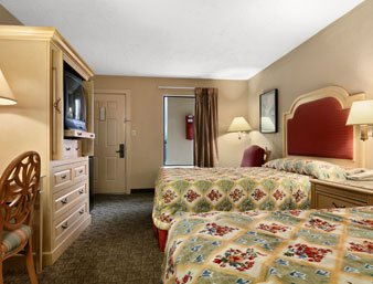 Ramada Hattiesburg - Standard Double Double Bed Room