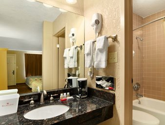 Ramada Hattiesburg - Bathroom