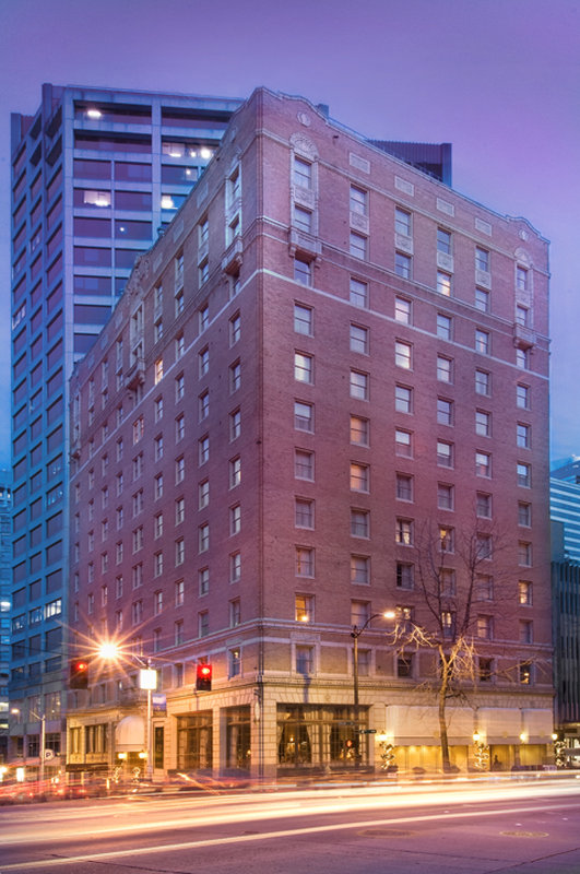 Mayflower Park Hotel Seattle Hotels - Seattle, WA