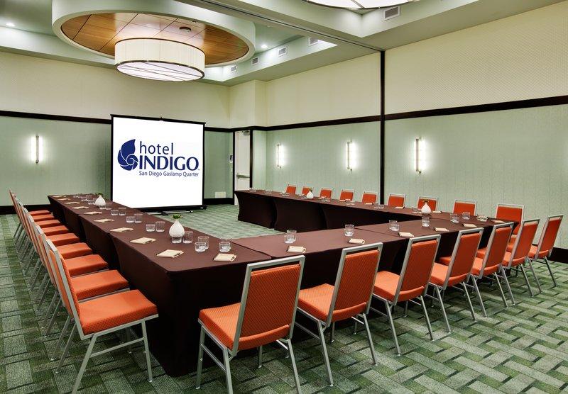 Hotel Indigo San Diego, Gaslamp District Konferencelokale