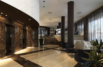 Crowne Plaza Hotel Milan City - Lobby