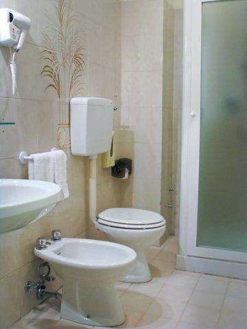 Hotel Deco - Bathroom