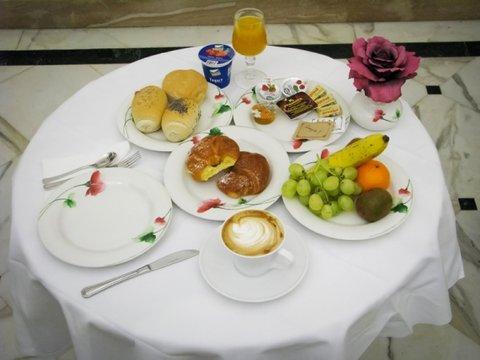 Hotel Deco - Breakfast
