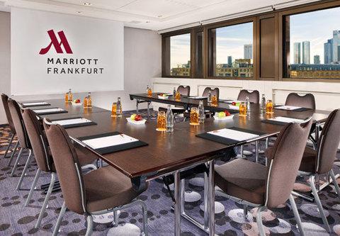 Frankfurt Marriott Hotel - Candela Meeting Room