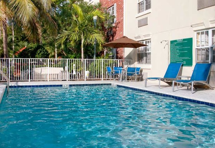 Hotel TownePlace Suites Miami Lakes Miramar Area フィットネスクラブ
