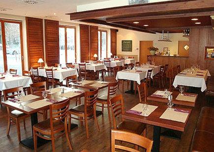 Castle Garden - Restaurant