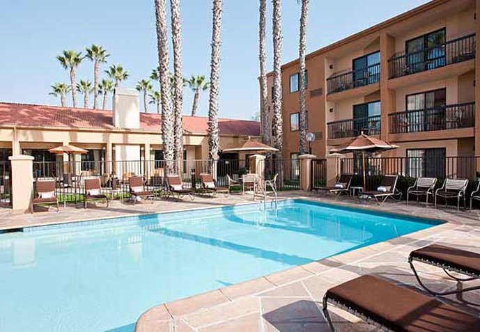 Courtyard By Marriott Huntington Beach Fountain Valley - Fountain Valley, CA