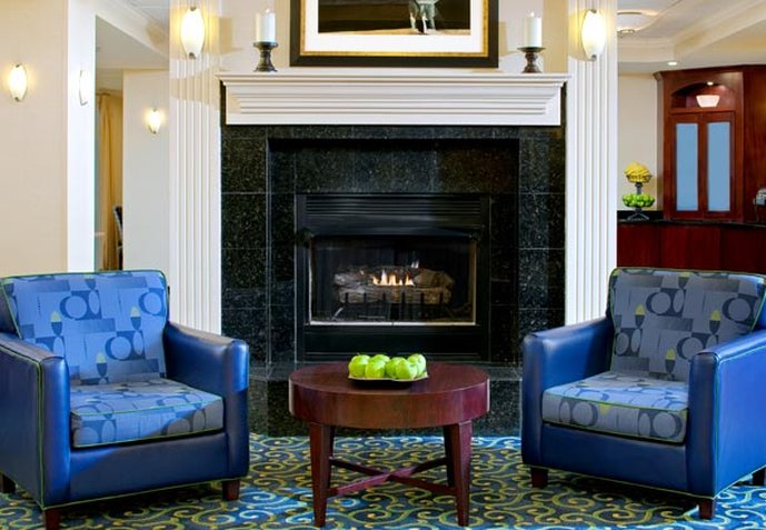 SpringHill Suites by Marriott Gaithersburg Lobby