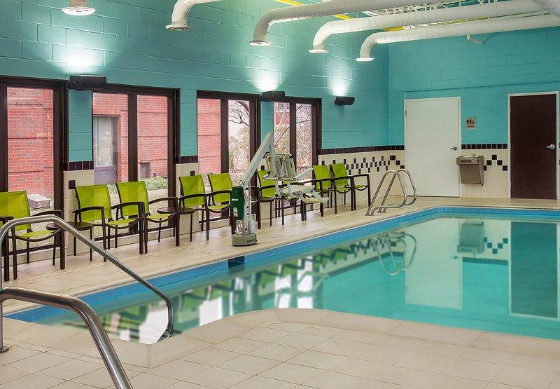 SpringHill Suites by Marriott Gaithersburg Fitness-klubb