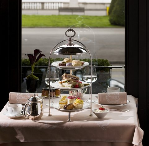 Hotel Angleterre - Afternoon Tea