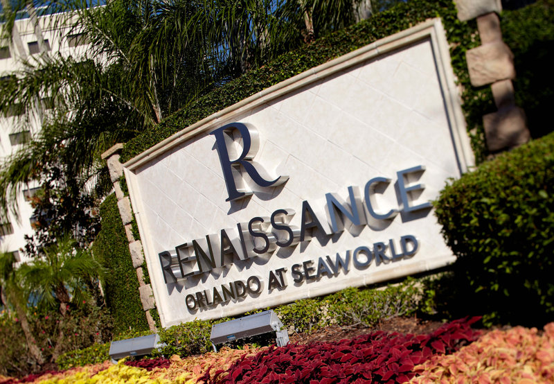 Renaissance Orlando Resort at SeaWorld Вид снаружи