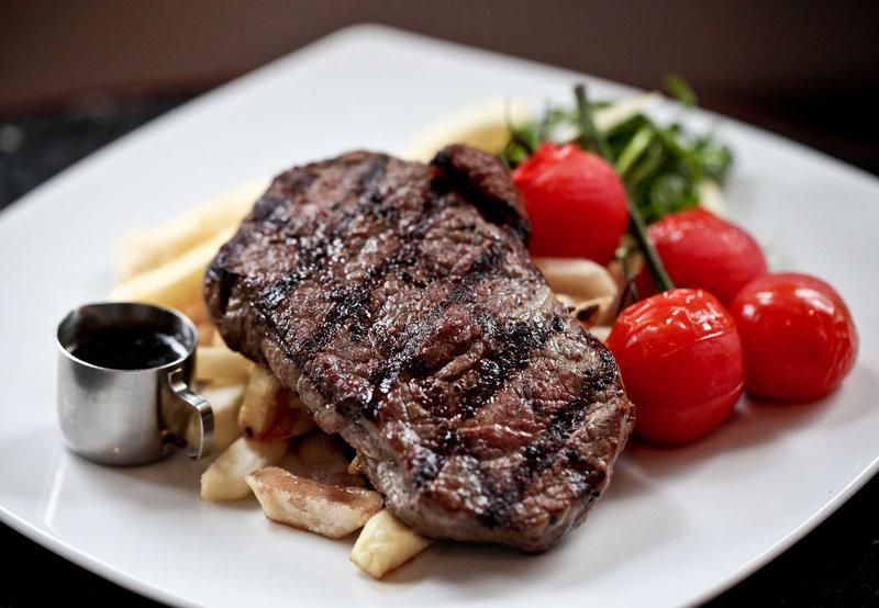 Melbourne Marriott Hotel Gastronomi