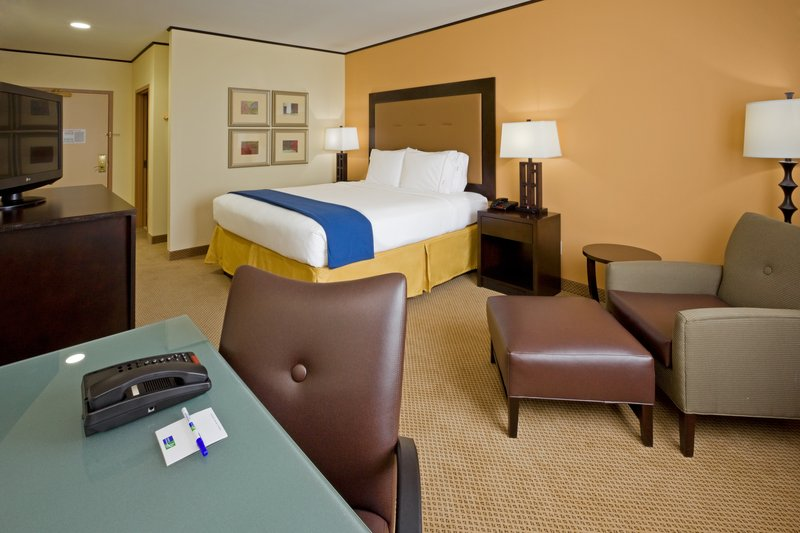 Holiday Inn Express Absecon-Atlantic City Area Вид в номере