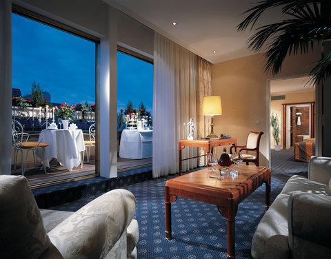 Kempinski Hotel Bristol Berlin - Balcony Suite
